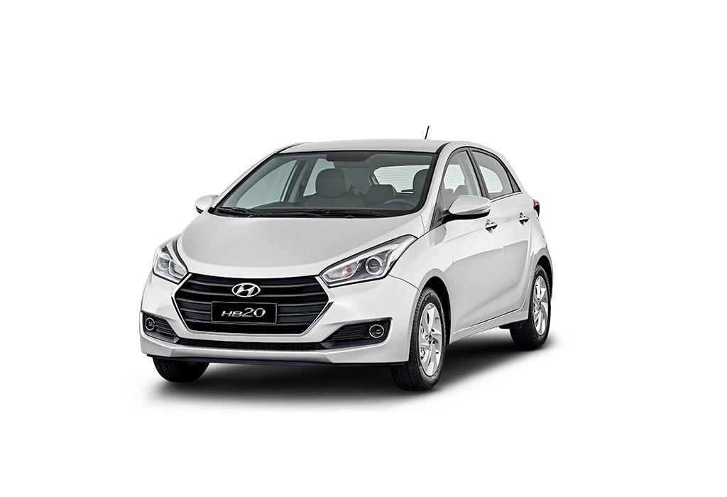 Hyundai HB20 19