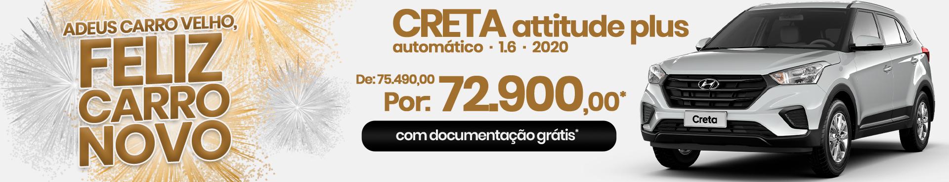 Creta Attitude Automático